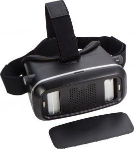 Okulary VR z logo